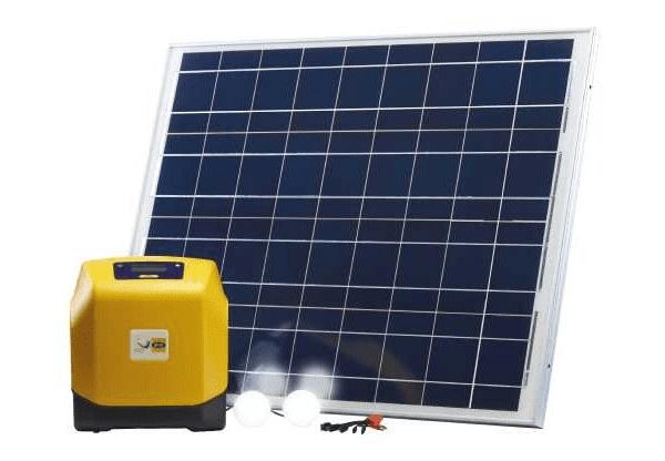 Lumos Solar Home System.