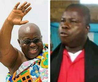Ghanaian President Akufo-Addo will die in six months, says Ghanaian Prophet Tawiah.. Tellforceblog