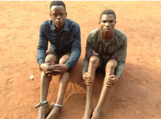 """HORROR: Police raid """"Malaysian Forest"""" where kidnappers dump bodies of victims in Enugu"""