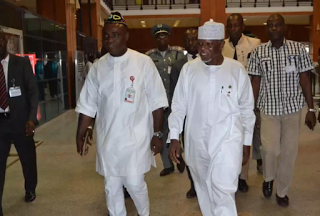 BREAKING: Senate enters closed session as Customs boss, Hameed Ali arrives in mufti