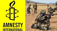 Tellforceblog: Vacate Nigeria now, group gives Amnesty International 7-day Ultimatum