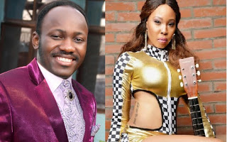 Tellforceblog: Alleged illegal abortion: Stephanie Otobo drags Apostle Suleman to police. Sent Petition to Police
