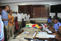TFB: Peace Corps of Nigeria sues Police and DSS over arrest, demands N2bn compensation