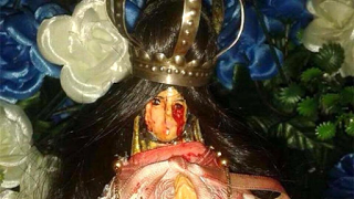 Virgin Mary statue appearing to cry blood amazed worshippers in Argentina