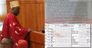 Photo: Despite VC's confirmation, new documents shows Dino Melaye never graduated as claimed