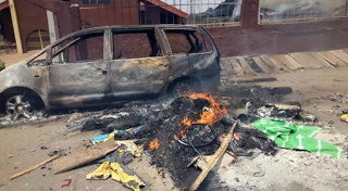 Also read: UPDATE (Photos):Clash between Hausas and Yorubas in ile-Ife, Osun state