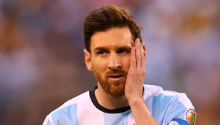 Lionel Messi suspended for 4 games and fined $10,200 for insulting referee
