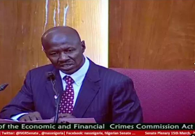 """""""Anytime you discover that I am corrupt, expose me."""" - says Magu, after Senate rejected him Tellforceblog"""