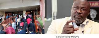 N5bn defamation suit: I will tender my certificate in evidence, Dino Melaye tells Court