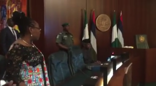 Video: 60th Birthday; Ministers and cabinet members sang for Osinbajo: Tellforceblog