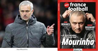 Tellforceblog: I am calmer, more matured and can now control of my emotions- Jose Mourinho