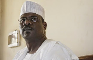Ali Ndume who moved a motion for probe of Saraki and Dino, has been suspended for 6 months