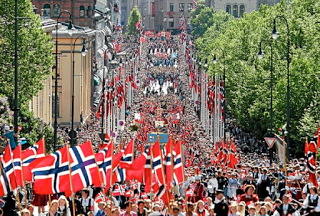 Norway rrated the 'Happiest Country' on Earth