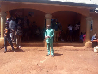 Graphic Photos: 16-Year-Old Boy Shot Dead By Trigger Happy Policeman In Imo State.