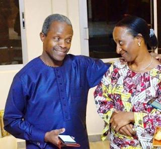 TFB: Hurray! Acting President, Osinbajo Clocks 60 today.