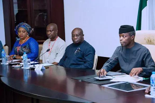 BREAKING: Osinbajo visits Abia after meeting with Governor El-Rufai in Kaduna, crowned as Enyioha 1