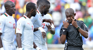 FIFA bans Ghanaian Referee for life for match fixing