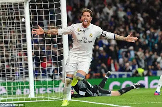 Tellforceblog: Real Madrid becomes the first team to score in 48 consecutive games after breaking 52 years record.