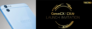TECNO Camon CX Leaked Specification and Price