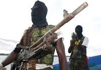 Niger Delta Militant Tellforceblog