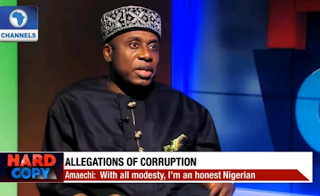 """I am not corrupt and I don't like money"" - Rotimi Amaechi"