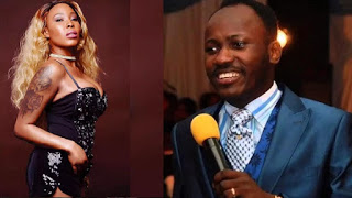 Video: Stephanie Otobo releases original screen of her Facetime chat with Apostle Suleman