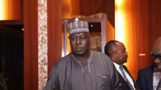 SGF Babachir feigns ignorance of his suspension