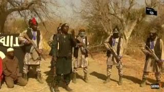 Boko Haram releases new video rant against Presidnet Buhari and other Nigerian officers