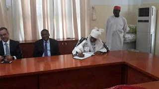 I am tired of building mosques daily, every girl child should be educated - Emir Sanusi