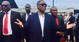 How I received N26m from the NSA boss, Dasuki for Fani-Kayode - Police officer opens up