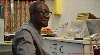 Dogara's payslips shows that I earn more than him, I will publish mine too - Honorable Jibrin