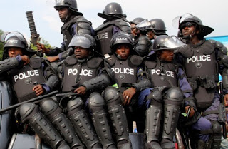 BREAKING: Police kill notorious robber TOMPOLO in Warri