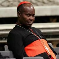 Cardinal Okogie slams Buhari's government over insecurity