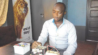 Tellforceblog: Nigerian engineer invents power generator to end power outage