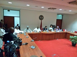 PHOTOS: Suspended SGF, Babachir Lawal fails to honour Senate's invation today