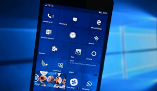 List of devices to get Windows 10 Mobile Creators