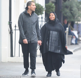 Janet Jackson divorces the third husband barely 3 months after putting to bed