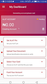 ALAT, First Full Digital Banking in Nigeria Launched by Wema Bank