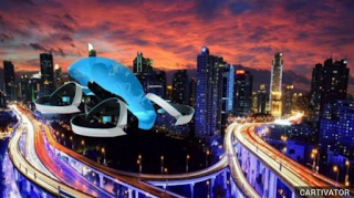 Toyota embarks on flying car project in Japan