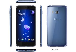 HTC U11 Specification and Price. Debutes HTC Sense Companion