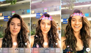 Latest Instagram update brings new face filters and creative tools