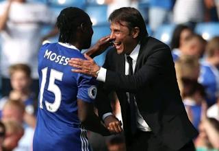Chelsea die-hard Fan names his newly-born babyboy Antonio Moses