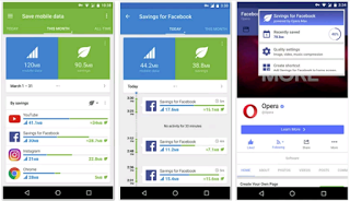 Opera Max 3.0 comes with new design and Facebook data savings