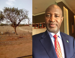 Minister of State for Aviation, Sirika's village allegedly lacks water; villagers treks about 3-4 Km to get water
