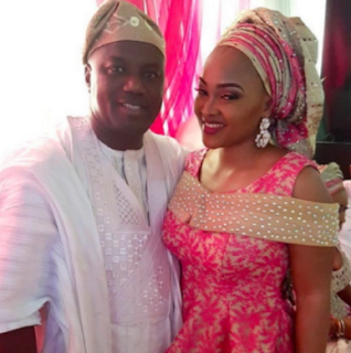 Mercy Aigbe has mental issues which makes her to have sex around
