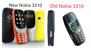 New Nokia 3310 Specification and Price, now Available in Nigeria.