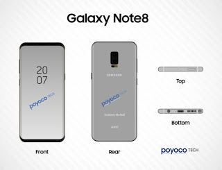 Samsung may announce Galaxy Note 8 in August