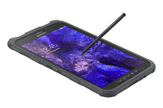 Samsung is currently working on the Galaxy Tab Active 2
