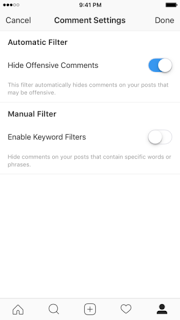 Instagram introduces automatic blocking of abusive and offensive comments
