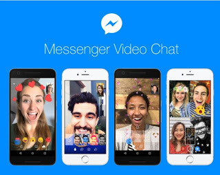 Facebook adds news features to Messenger video chats option